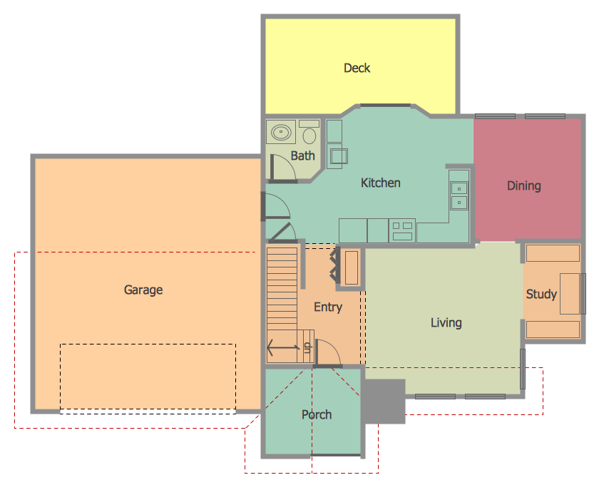 Create floor plan for Creation plan