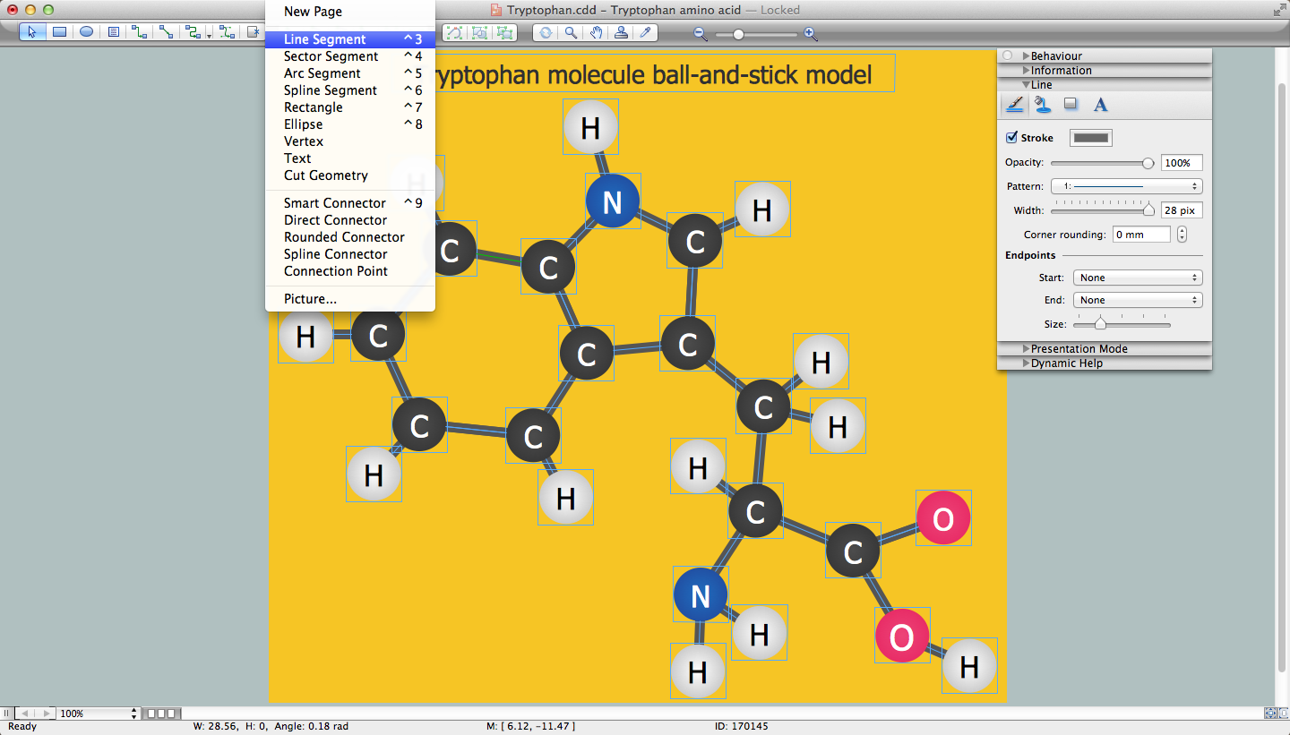 Chemistry Drawing Software