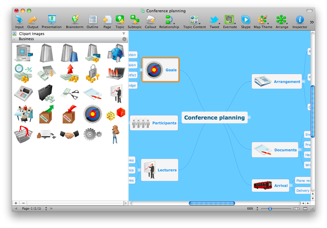 Conference Planning Software