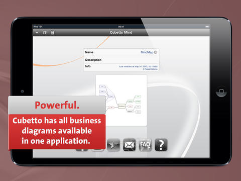 top ipad mindmap apps cubetto mindmap