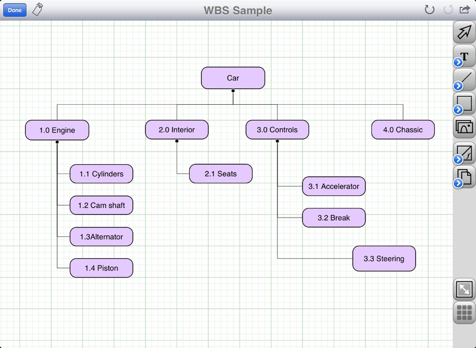 top ipad diagramming apps diagram creator