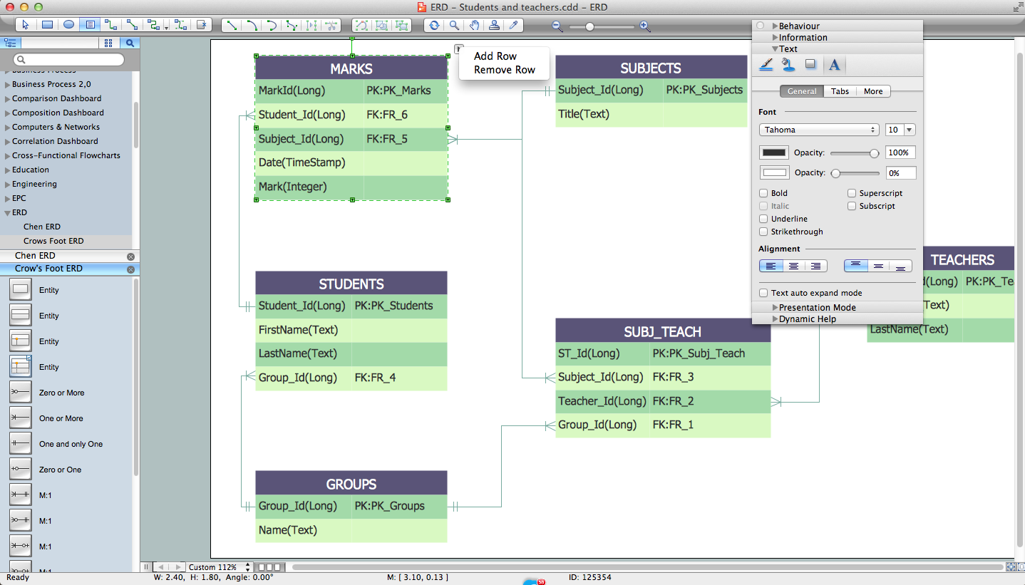 Entity Relationship Diagram Software Engineering