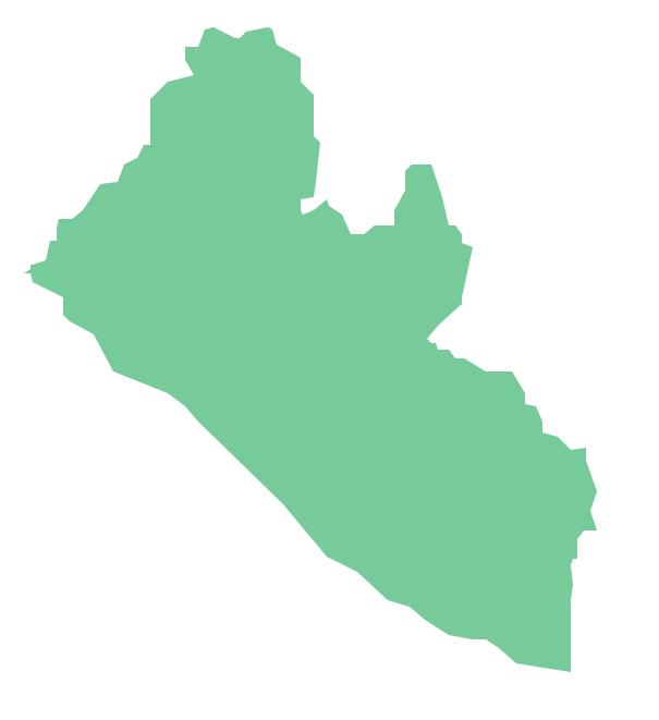 Geo Map - Africa - Liberia