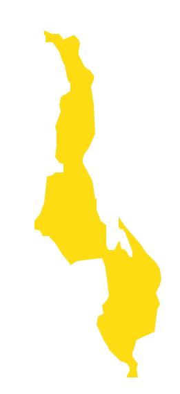 Geo Map - Africa - Malawi