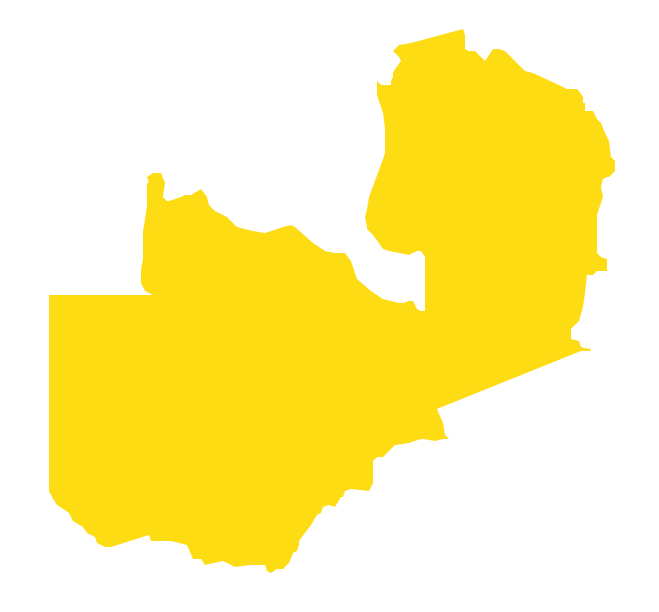Geo Map - Africa - Zambia