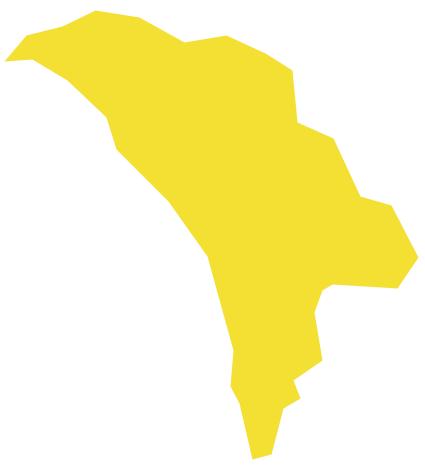 Geo Map - Europe - Moldova
