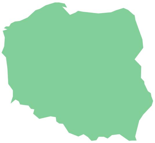Geo Map - Europe - Poland