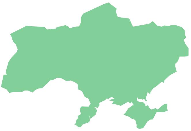 Geo Map - Europe - Ukraine