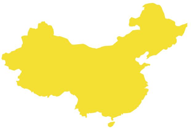 Geo Map - Asia - China