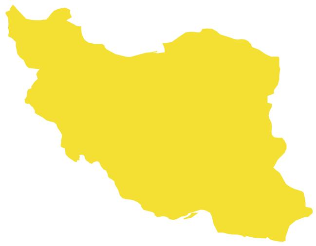 Geo Map - Asia - Iran