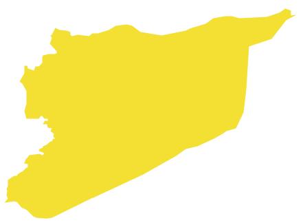 Geo Map - Asia - Syria