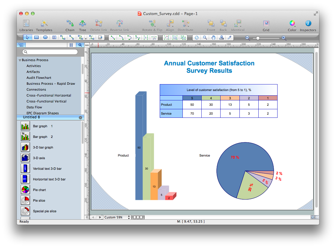 Import from Visio to ConceptDraw DIAGRAM v12