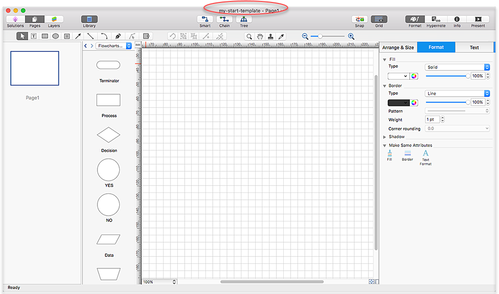 conceptdraw template