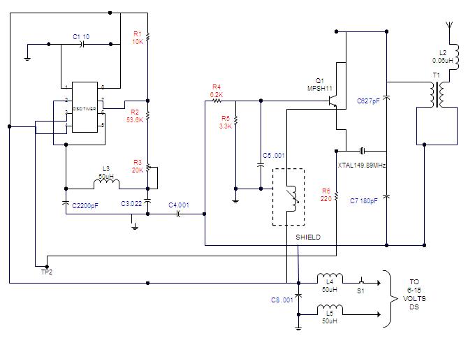 Electrical Diagram sample