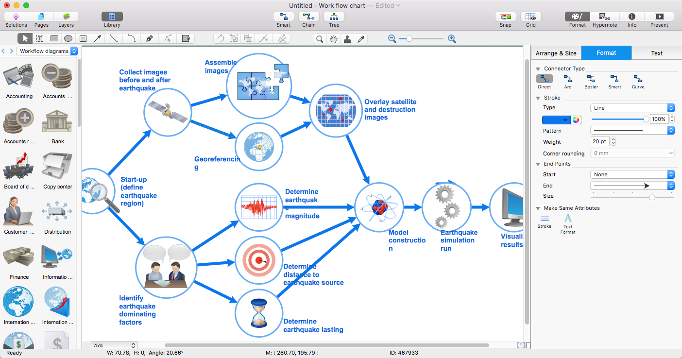 workflow-diagram-visio