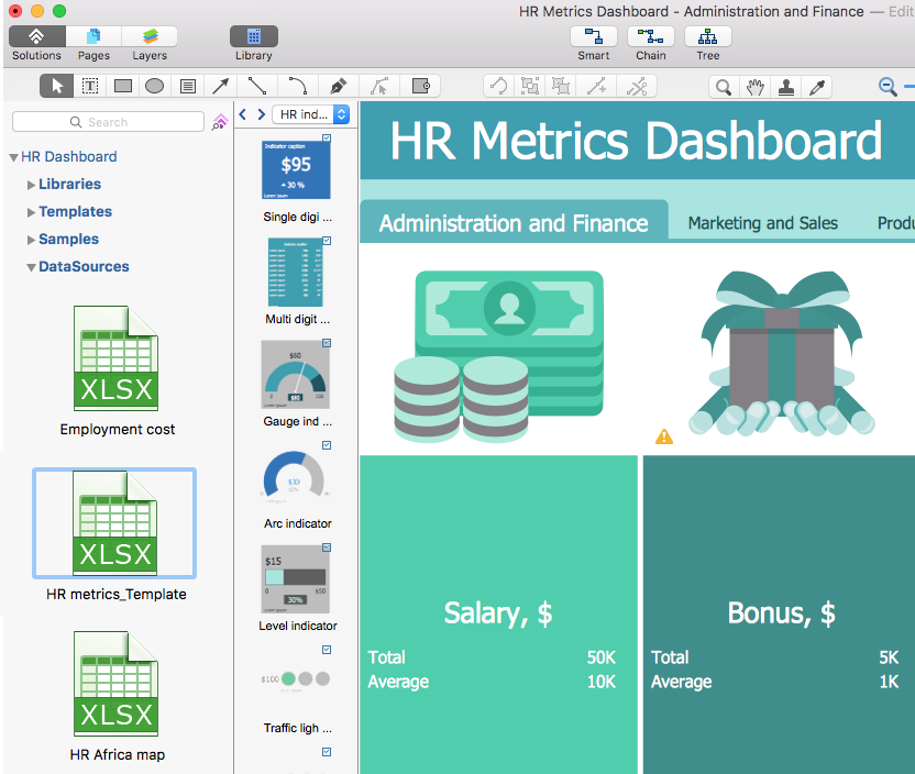 create-hr-metric-dashboard