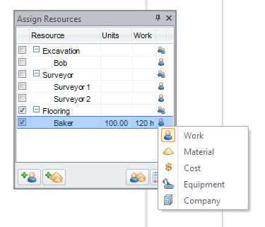 conceptdraw-project-assign-resources-panel
