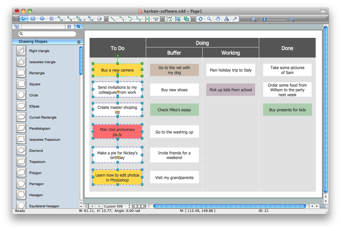 Kanban Board Software