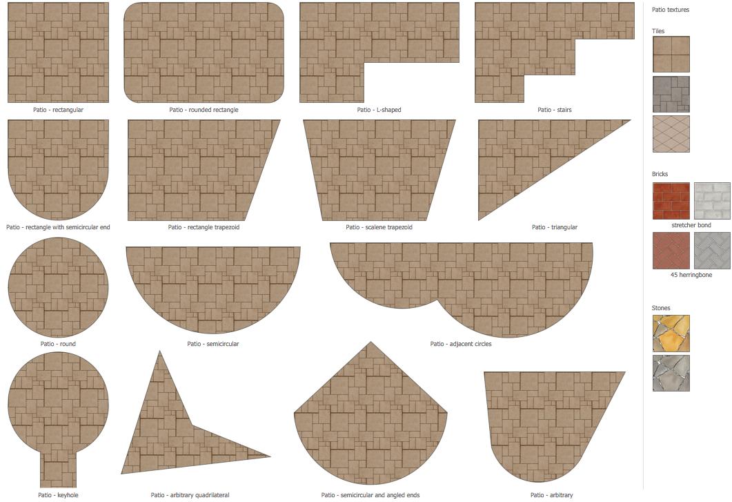 Landscape Design Software | Draw Landscape, Deck and Patio ... on Landscape Design Patio id=47890