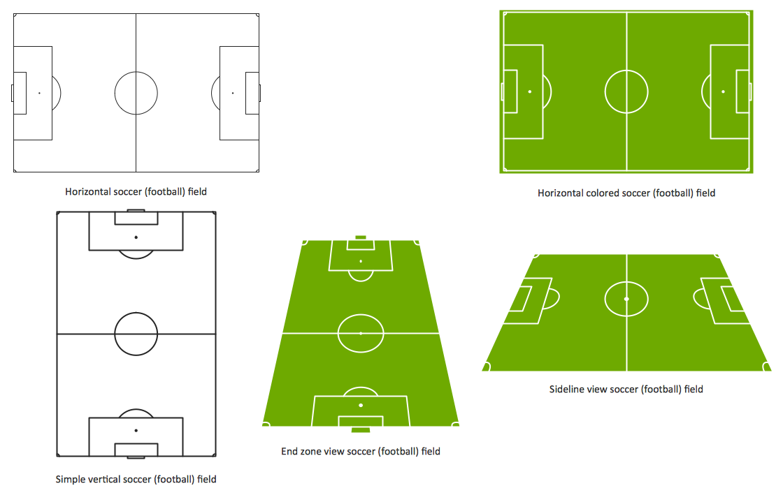 Design a Soccer Field