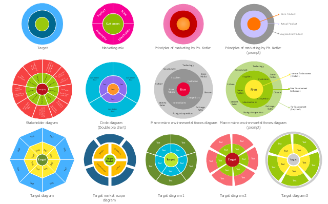 diagrams template