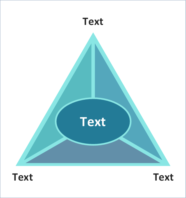 triangle chart template pyramid diagram and pyramid chart  : triangle diagram - findchart.co