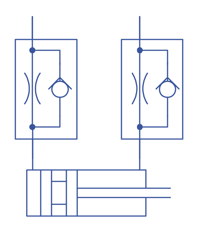 Schematic Symbols Hydraulic Lines in addition Understanding Schematic Symbols Pneumatic Valves also Pneumatic Solenoid Valve Schematic Diagram further Index likewise Directional Control Valves Symbols. on hydraulic directional control valves symbols