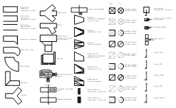256 on mechanical flow diagram symbols