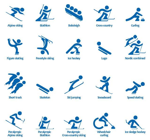 Winter sports, wheelchair curling, speed skating, snowboard, ski jumping, skeleton, skeleton sport, short track, short track speed skating, paralympic cross-country skiing, paralympic biathlon, paralympic alpine skiing, nordic combined, luge, ice sledge hockey, ice hockey, freestyle skiing, figure skating, curling, cross-country skiing, cross-country, bobsleigh, biathlon, alpine skiing,