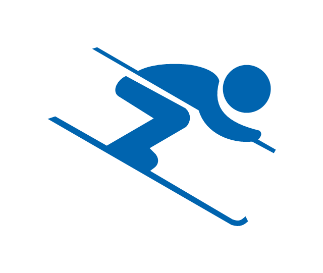Alpine skiing,  alpine skiing