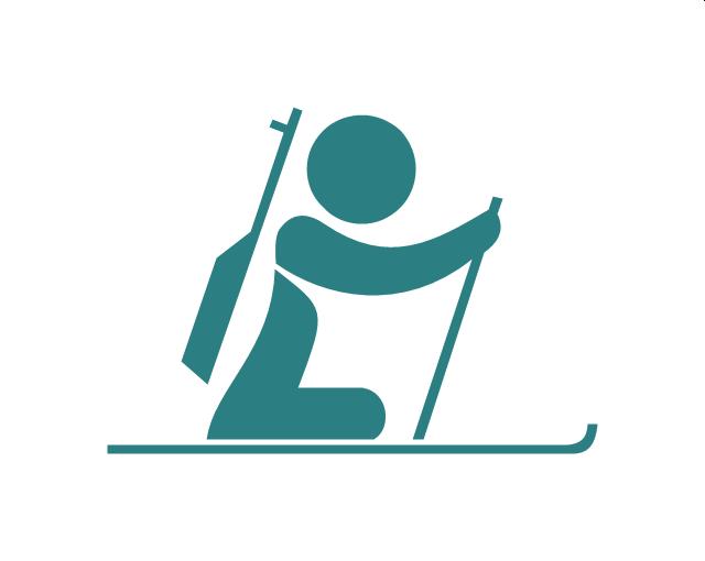 Paralympic biathlon, paralympic biathlon,