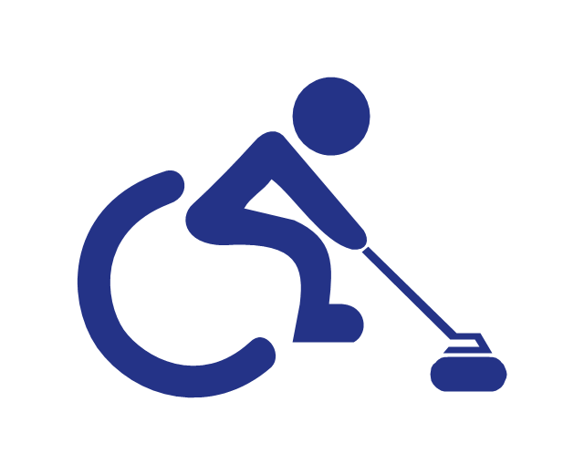 Wheelchair curling,  wheelchair curling