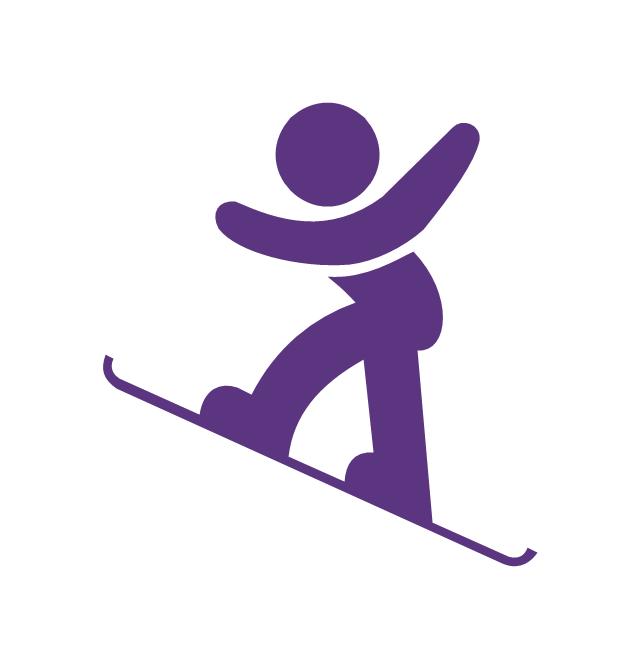 Snowboard, snowboard,