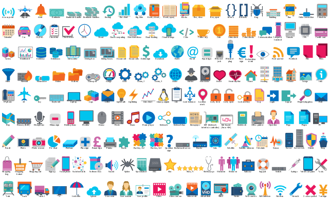 Cloud computing icons, yen sign, wrench, wireless, wifi antenna, web camera, wallet, virtual disk, video mail, video camera, video, user woman, user profile, account, user man, upload, umbrella, tv, truck, train, tools, tablet computer, syringe, switch, support, suitcase, stickmen, stickman, stethoscope, stars, star, spreadsheet, spider, sound, dynamic, software box, social network, smartphone, sign up, shopping cart, shopping basket, shopping bag, ship, shield, server tower case, server rack, sensor, schedule, satellite antenna, satellite, safe, router, rackmount server, question sign, puzzles, puzzle, printer, pound sign, plus sign, platform, pie chart icon, photo camera, photo, pencil, pc, desktop computer, pages, page, operator, open book, office printer, notebook, not found, error 404, newspaper, network bus, network, music player, music, movie, mouse, monitor, mobile phone, minus sign, microphone, memory, RAM, map, mail, magnifying glass, logout, login, log, lock open, lock close, lock and key, location mark, load balancer, list, line chart icon, lightning, light bulb, letter, lego, laptop, keyboard, key, info, image, house, hotel, hosting, home, heart rhythm, heart, hard drive, hacker, globe, gears, gear, gauge, speedometer, gamepad, folders, folder, flash drive, firewall, filter, funnel, files, file, feedback, feed symbol, eye, exclamation mark, euro sign, ethernet plug, ethernet jack, equal sign, email, drawing shapes, download, dollar sign, documents, document, dialog boxes, dialog box, datacenter, databases, database, dashboard, cubes, credit card, console, computer virus, computer terminal, ATM machine, info kiosk, communication, coins stacks, coins stack, coin, coffee cup, code, cloud storage, cloud hosting, cloud database, cloud computing, cloud, clock, checklist, check list, check mark, car, calendar, calculator, cable connection, bus, building, bug, brackets, braces, box open, box close, books, book, big data, bar chart icon, banknote bundles, bankno