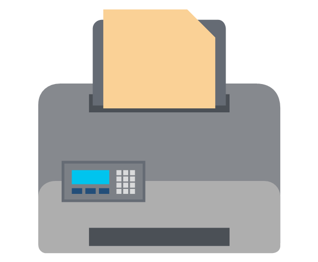 Office printer, office printer,