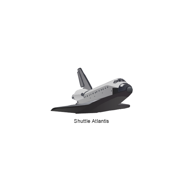 Shuttle Atlantis, shuttle, Atlantis,