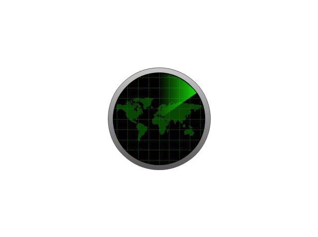 Radar screen, radar screen,
