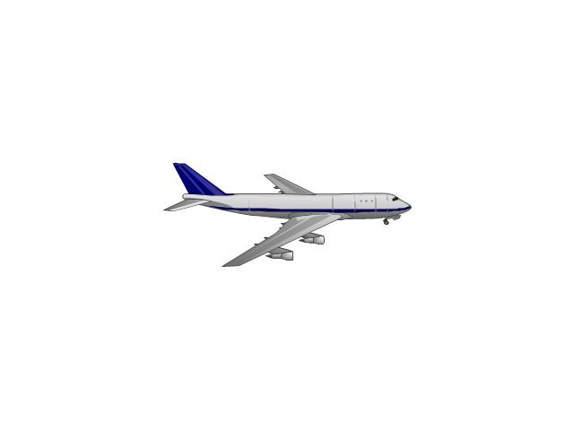 Passenger airplane, passenger airplane,