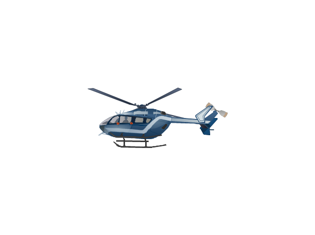 Small helicopter, helicopter, eurocopter,