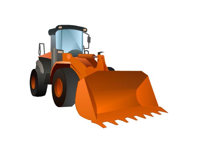 Bulldozer, bulldozer,