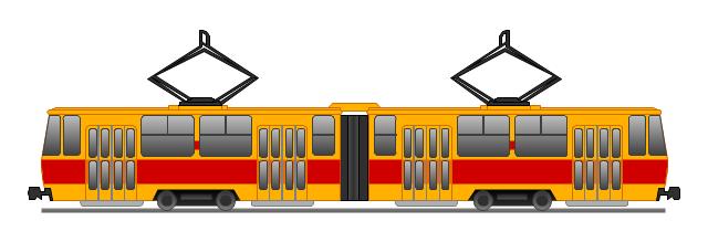 Tram, tram,