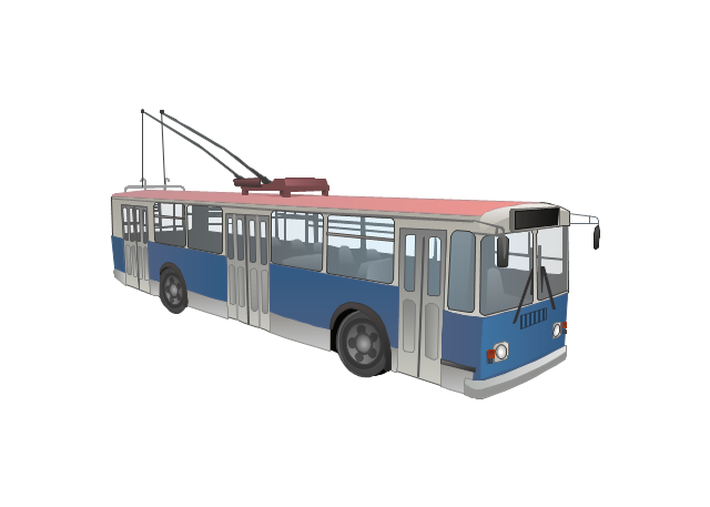 Trolleybus, trolleybus,
