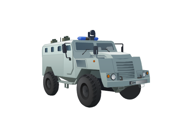 Armored police vehicle, armored, police vehicle,