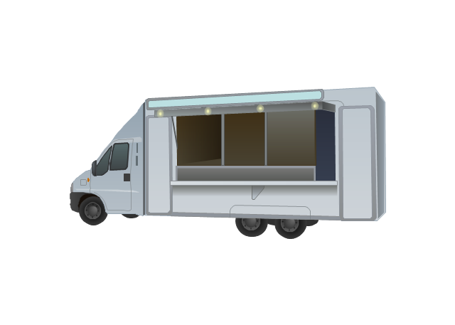 Catering Vehicle, catering vehicle,