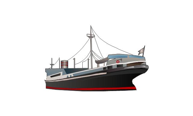 Dry cargo ship, dry cargo ship,