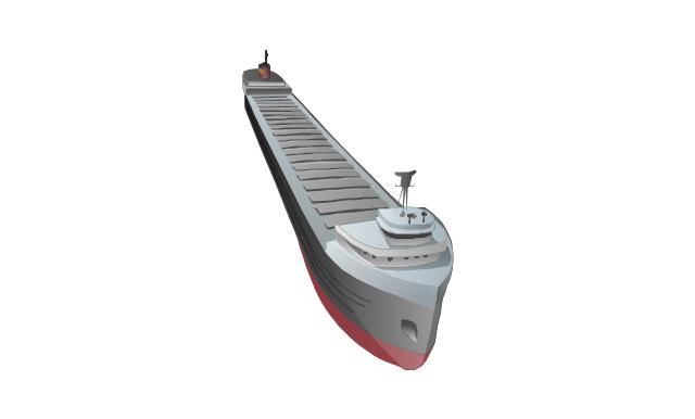 Dry cargo vessel, dry cargo vessel,