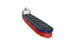 Capesize bulk-carrier, capesize bulk-carrier,