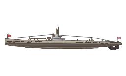Submarine, submarine,