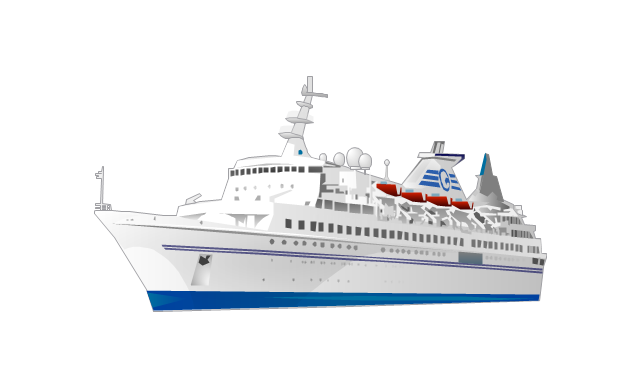 Passenger vessel, passenger vessel,