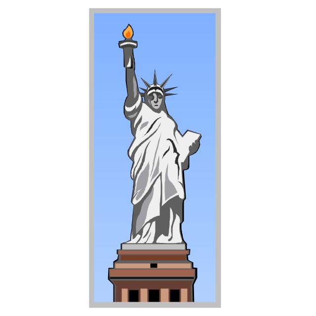 Statue of Liberty, Statue of Liberty,